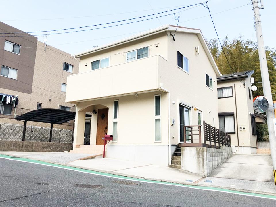 上石田二丁目オール電化中古一戸建てオープンハウス